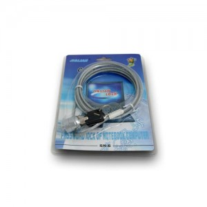 CABLE DE SEGURIDAD PARA LAPTOPS