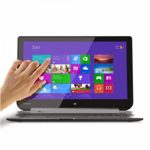 TOSHIBA W35D 2 EN 1 LAPTOP Y TABLETA