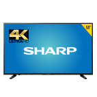 "TV SHARP 50"" 4K SMART TV"