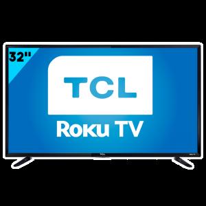 TV TCL SMART TV 32 ROKU